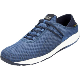 Jack Wolfskin Seven Wonders Packer Low Shoes Men ocean wave